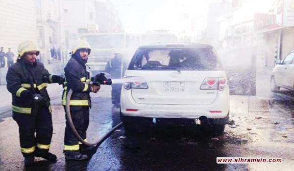 سقوط إرهابي في القطيف