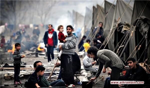في السعودية مليونين ونصف لاجئ سوري؟؟