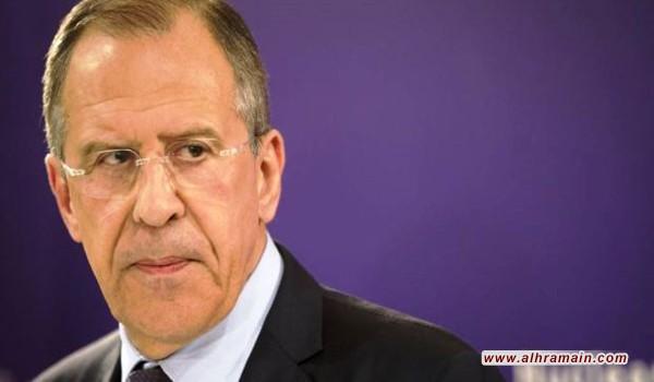 لافروف قد يزور الخليج في أغسطس لبحث الأزمة