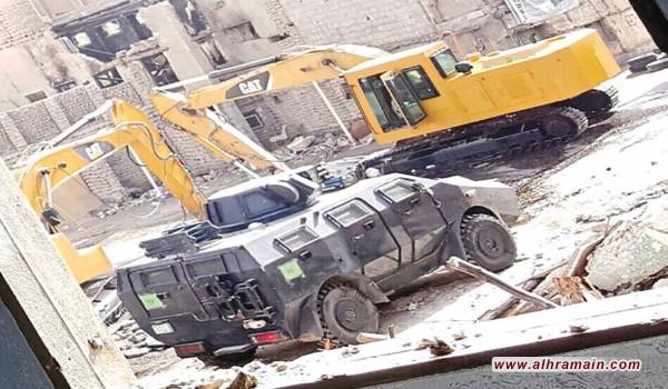مقتل مطلوب في العوامية خلال تطوير حي «المسورة»