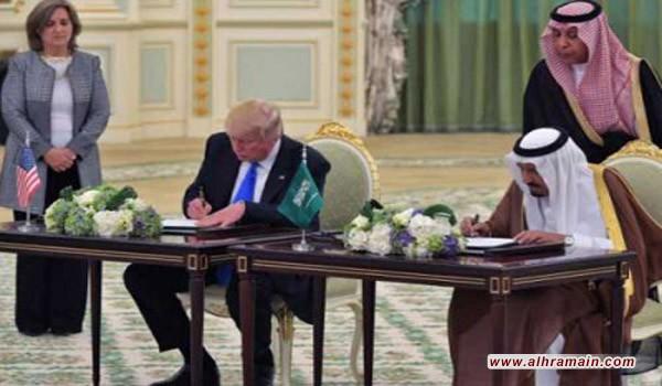 خبير أمريكي بشؤون الشرق الأوسط يشكك في إبرام ترامب صفقة أسلحة مع السعودية