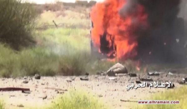 """تدمير آليات وقتلى لقوات العدوان السعودي بعمليات متفرقة للجيش اليمني و""""اللجان"""""""