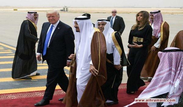 «واشنطن بوست»: رحلة «ترامب»..مهرجان استقبال لرئيس عديم الخبرة
