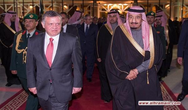 السعودية تمول مشروعات في الأردن بحوالي 1.5 مليار ريال