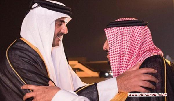 الأزمة القطرية السعودية تحرج المعارضة السورية