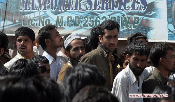 الأزمة الاقتصادية السعودية تخفض تحويلات الأجانب بنسبة 37%