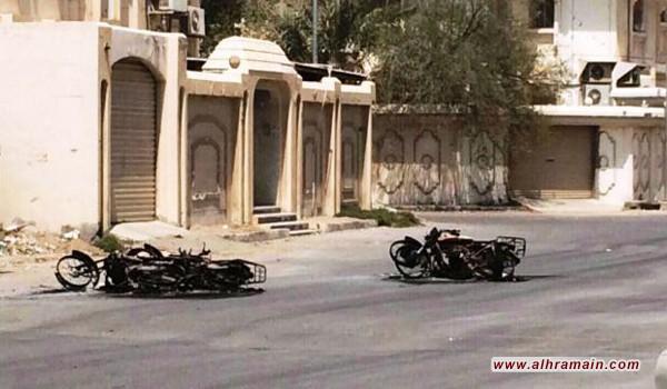 السعودية ترد على دعوات الأهالي بالعودة إلى العوامية بتكثيف الرصاص العشوائي