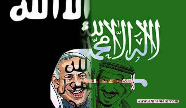 الوهابية فرع من فروع الصهيونية..