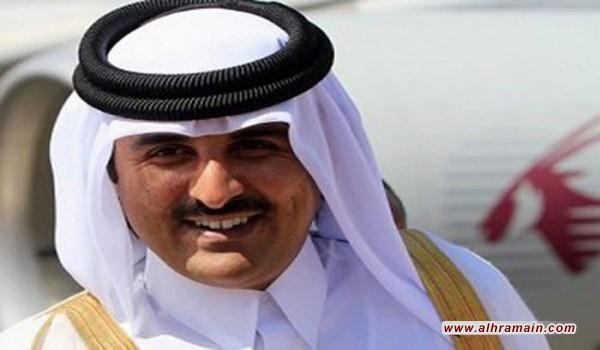 صحف قطرية: الشيخ تميم لم يُدل بالتصريحات التي نُسبت إليه والسعودية والإمارات تنتهجان أسلوبا يعبر عن عصبية قبلية