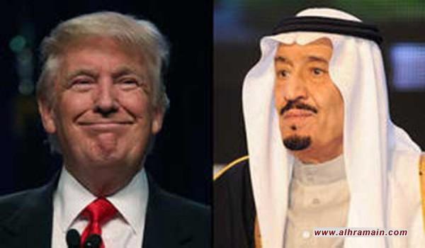 التايمز: ترامب يسعى لتشكيل تحالف مع اسرائيل والسعودية لمنع إيران من تطوير برنامجها النووي