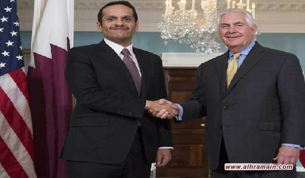 قطر تشجب رفض السعودية التفاوض حول لائحة المطالب