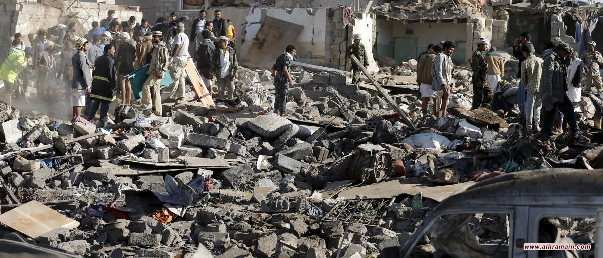 صحيفة أمريكية: السعودية تدرس إجراء محادثات مع الحوثيين