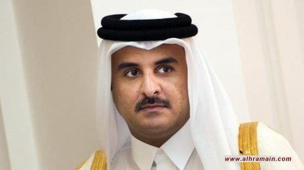 """""""أمير قطر يدعم الحشد الشعبي بـ 500مليون دولار"""" !!"""
