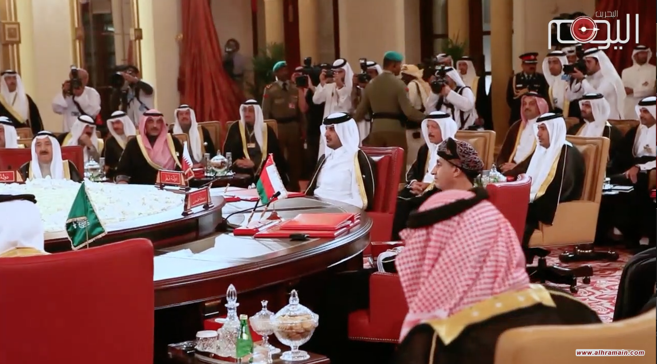 تقرير: السعودية تسعى لإبتلاع قطر والبحرين