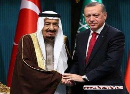 نيزافيسيمايا غازيتا: استراتيجية سعودية للإطاحة بأردوغان
