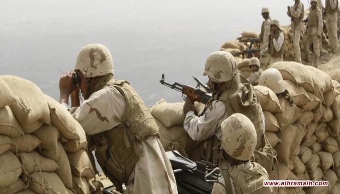 الحوثيون يعلنون مقتل جنود سعوديين بهجوم في جازان
