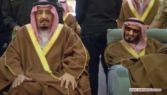 وفاة الأمير بندر الأخ الأكبر للعاهل السعودي سلمان بن عبدالعزيز