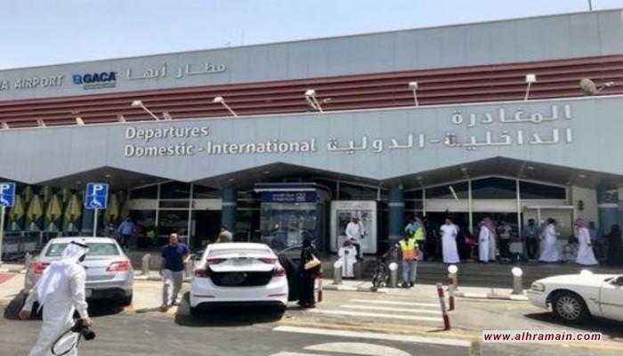 الحوثيون يقصفون مطاري أبها ونجران وقاعدة الملك خالد