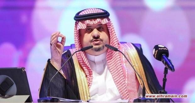 """أمير سعودي يهاجم أردوغان لرفضه """"صفقة القرن"""""""