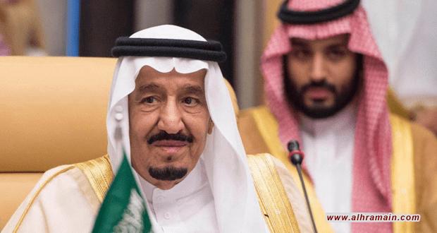 """محمد بن زايد """"قلق"""" من خلاف سلمان وولي العهد"""