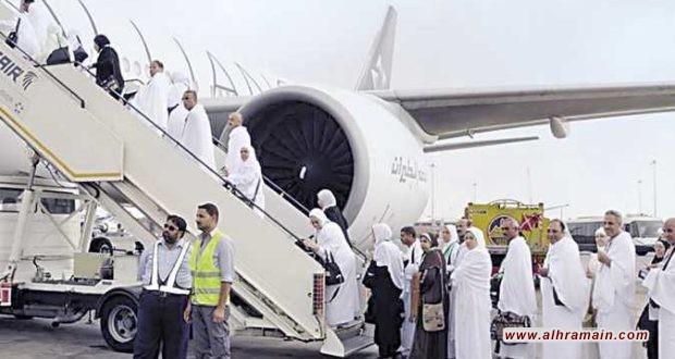 رسوم جديدة على المعتمرين ورحلات الطيران
