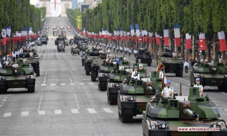 """فرنسا تؤكد قرب تحميل """"شحنة من الأسلحة"""" على سفينة شحن سعودية وسط جدل حول اليمن"""