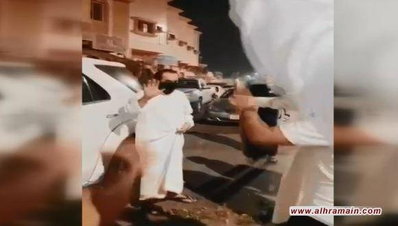 سامر الشيوخ يعانق الحرية بعد اربع سنوات من الاعتقال