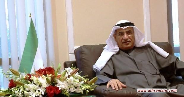 الكويت: استقالة وزير النفط بعد زيارة إلى السعودية