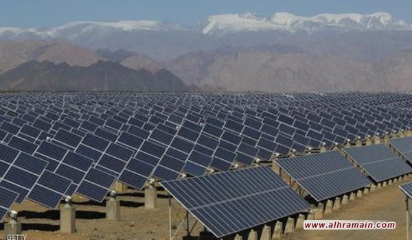 أوَّل مشروعين في السعودية لتنويع مصادر الطاقة