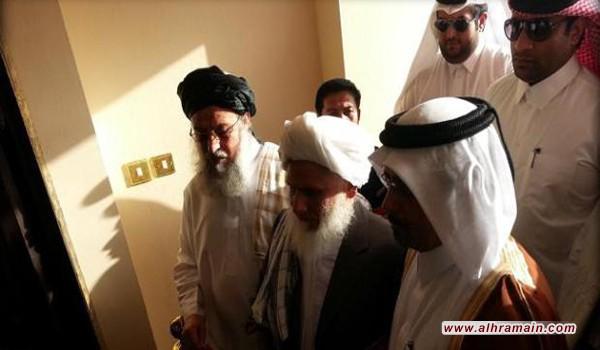 السعودية جهدت لاستضافة حركة طالبان قبل قطر بمؤازرة إماراتية