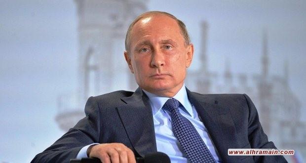 """بوتين يدعو السعودية إلى """"إقامة حوار مباشر مع إيران"""""""