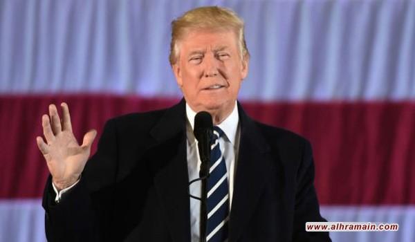 """""""واشنطن بوست"""": تحالف ترامب مع الخليج مكلف"""