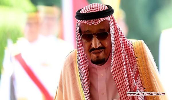 السعوديون غرقى في الأزمات والملك سلمان يستجم في طنجة