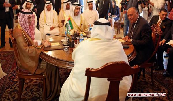 دول المقاطعة تصعد ضد قطر رداً على المقترح الأميركي للحل