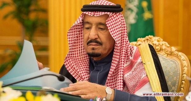 العاهل السعودي يقضي فترة استجمام بمدينة نيوم التي لا تزال تحت الإنشاء