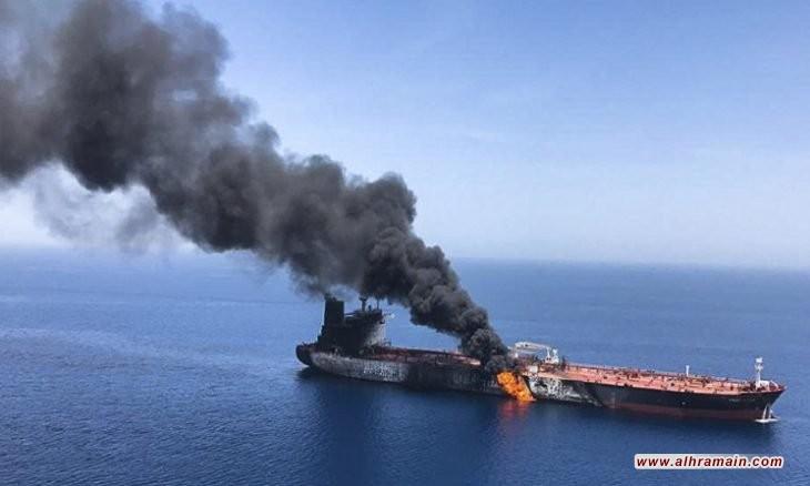 السعودية تدعو لتأمين إمدادات النفط وبن سلمان يلمح لمسؤولية إيران عن هجمات خليج عمان