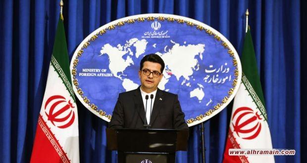 إيران تستنكر تعزيز فرنسا وجودها العسكري في الخليج