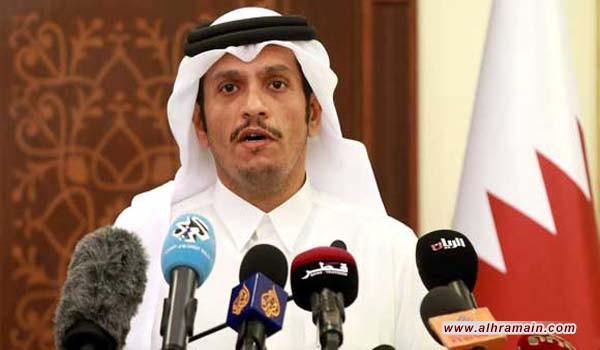 """قطر ترد على السعودية: سوريا مسؤوليتنا الجماعية كمجتمع دولي وباتت تشكل """"الكارثة الإنسانية الأسوأ"""" في العالم"""