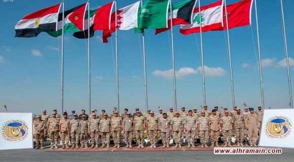 """مصر.. انطلاق مناورات التدريب المشترك """"درع العرب 1"""""""