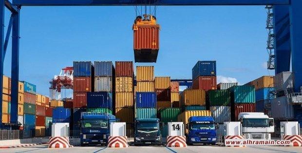 هبوط ميزان تجارة السعودية الخارجية في 2019