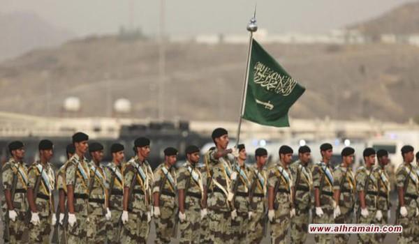 جيش السعودية مفلس
