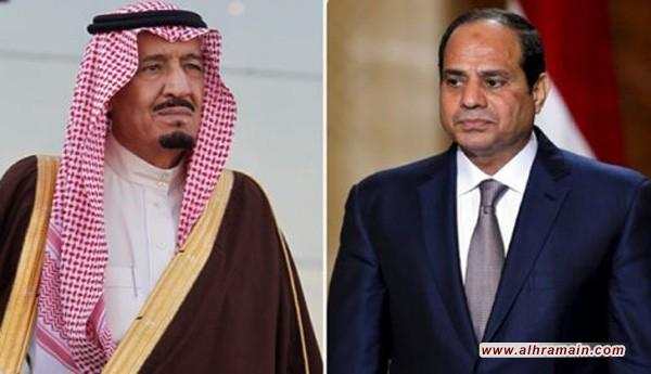 باحث مصري يكشف لأول مرة: قطر ليست وحدها بئر الخيانة..و لهذا وقع الخلاف بين السيسي والملك سلمان..