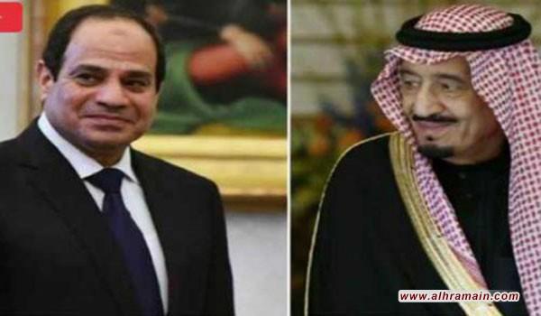 السيسي الأحد في السعودية لاجراء محادثات مع الملك سلمان