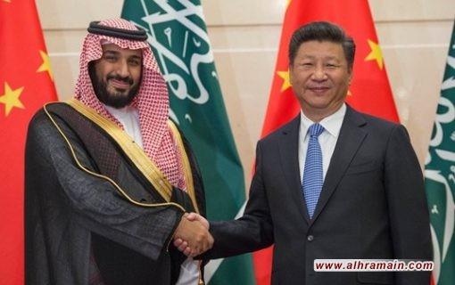 ولي العهد السعودي يلتقي الرئيس الصيني واتفاق نفطي بقيمة 10 مليارات دولار في إطار جولة آسيوية لبن سلمان بعد أزمة دبلوماسية أثارتها قضية خاشقجي