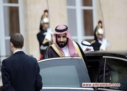 """""""تأجيل"""" زيارة بن سلمان للأردن في """"آخر لحظة"""" والملك إلى واشنطن لجنازة بوش الاب"""