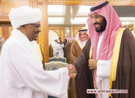 وزير الدفاع السوداني الأسبق يقر بتلقي البشير أموالا من ولي العهد السعودي