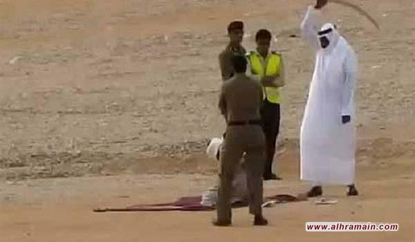 السعودية تعدم خمسة سعوديين وباكستانيا في يوم واحد
