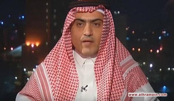 """""""ثامر السبهان"""".. رجل آل سعود الذي يعمل بالريموت كنترول.. يناقض نفسه كل دقيقة!"""