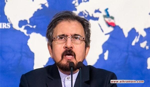 """طهران ترد على تصريحات الجبير الاستهزائية: مصاب بـ""""الانبهار بالنفس"""""""
