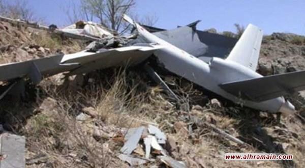 إسقاط طائرة تجسس للتحالف السعودي في الحديدة